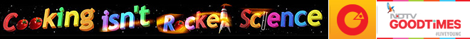 Cooking Isn't Rocket Science